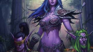 Аудиокнига Warcraft, серия Война Древних, книга Источник Вечности, глава 10.