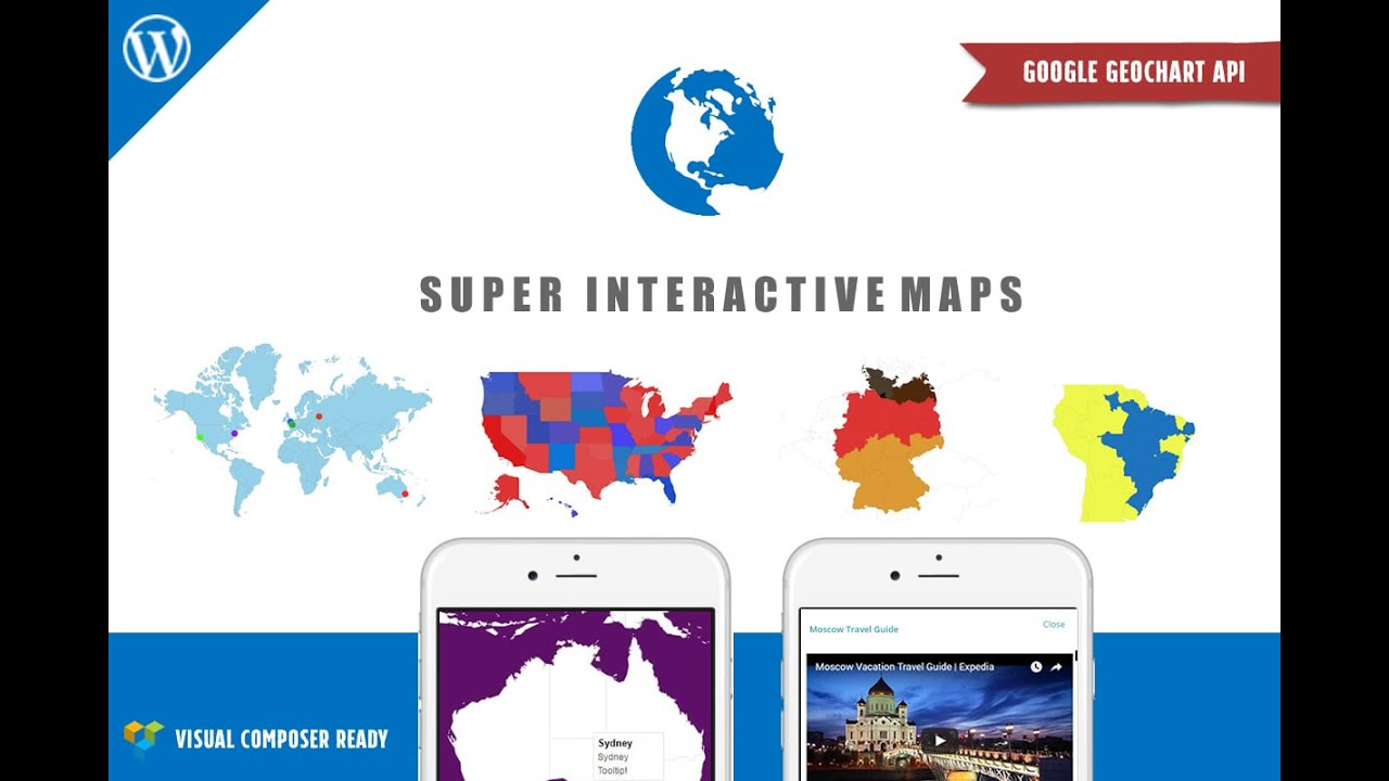 Super Interactive Maps Features | Super Store Finder
