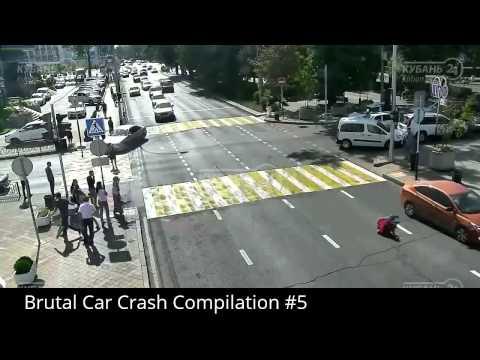 Brutal Car Crash Compilation #5