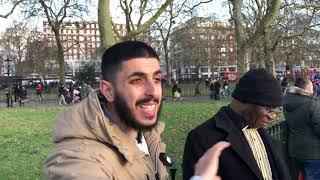 Ali Dawah| A debate on monotheism