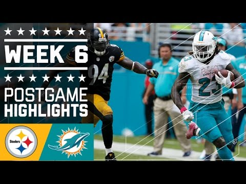steelers-vs.-dolphins-|-nfl-week-6-game-highlights