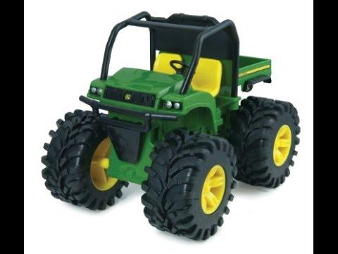 Camions jouets tracteur jouet dessins anim s pour les enfants youtube - Dessin anime avec tracteur ...