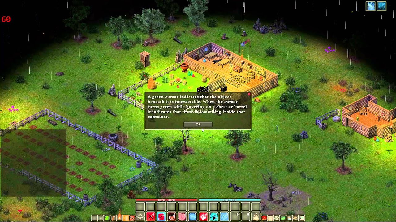 First look at balrum turn based rpg crafting survival for Survival crafting games pc