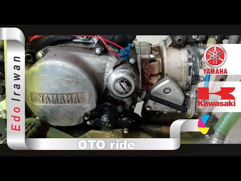 Yamaha v series mesin ninja