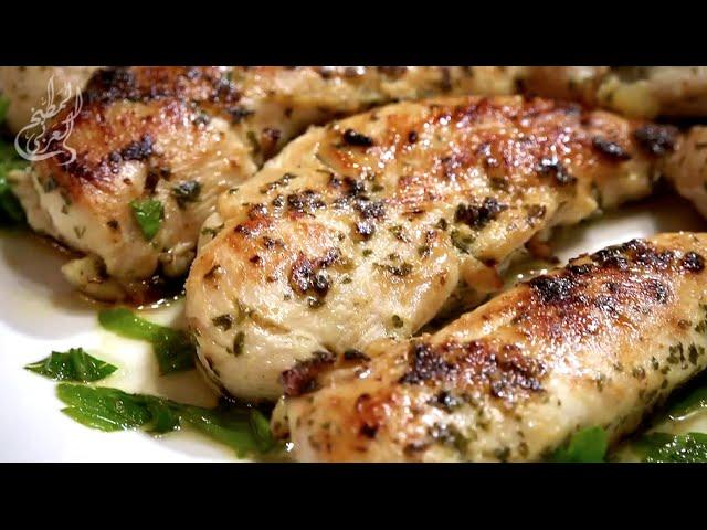 ستيك دجاج بافضل وصفة تتبيلة Chicken Breast Recipe Keto Foods Youtube