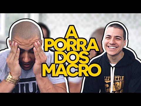 BATATA DOCE OU INGLESA? - COM CAIO  BOTTURA