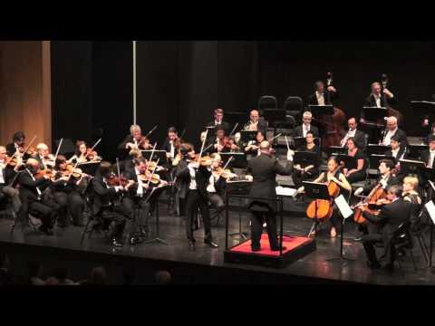 Pablo de Sarasate: Zigeunerweisen für Violine und Orchester op. 20