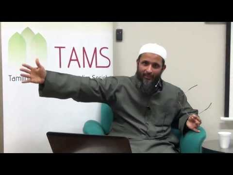 06/07/13: Ramadan Facts: Pt-1 - Lecture In Tamil, Sydney
