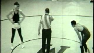 Dale Anderson 1967 NCAA Wrestling - Championship Match Clips