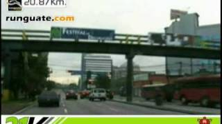 Video de los 21 Km. de la Ciudad de Guatemala