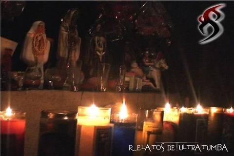 La santa muerte parte 1 youtube for Cuentos de ultratumba