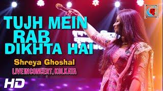 Tujh Mein Rab Dikhta Hai- Rab Ne Bana Di Jodi| ShahR K, Anushka S| Coverd By Shreya Ghoshal| Kolkata