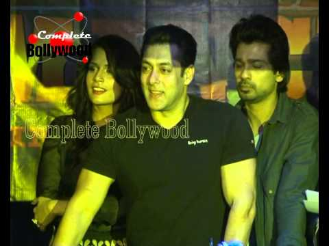 Salman Khan Launches 'Tamanchey' Song...