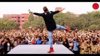 MILLIND GABA #MusicMG LIVE At SPM College New Delhi