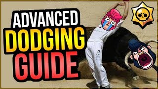 How to DODGE EVERY ATTACK IN BRAWL STARS! Dodging 101 Guide
