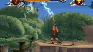 Hercules Action Game - Level 1