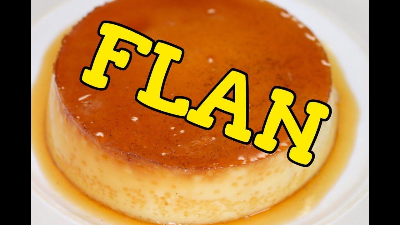 Recipe for mexican flan cake