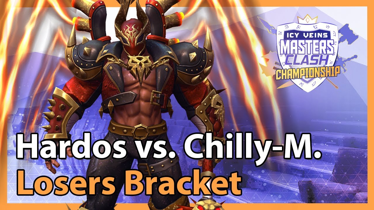 Chilly Mt. vs. Hardos - MC Offline Fnals - Heroes of the Storm 2021