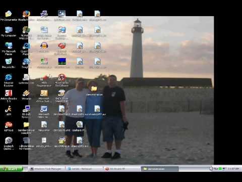 Windows XP File Sharing Over Your LAN