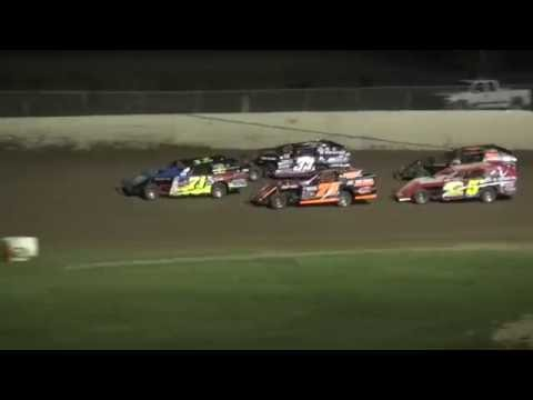 IMCA Modified feature 34 Raceway 7/23/16