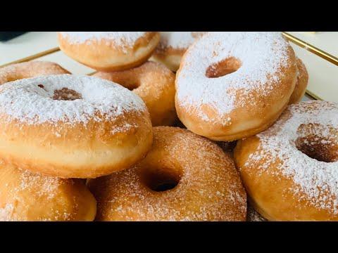 Donuts zonder ei