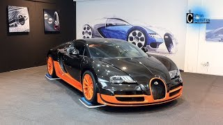 Bugatti Veyron Super Sport WRE (World Record Edition) - Unit 1/5   Photo Archive Slideshow #4