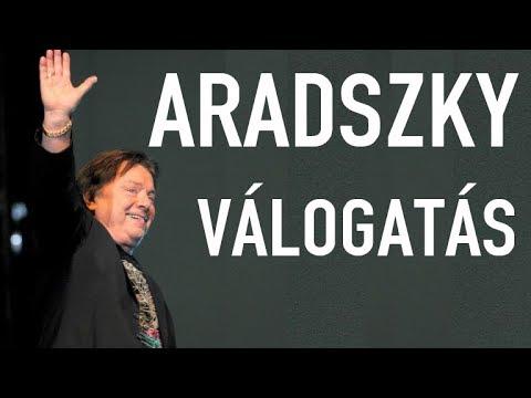 Aradszky László emlékére - Nagy válogatás