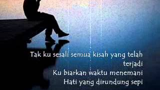 Sammy Simorangkir - Kau Harus Bahagia [lirik]