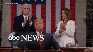 Trump to deliver State of the Union address before impeachment verdict