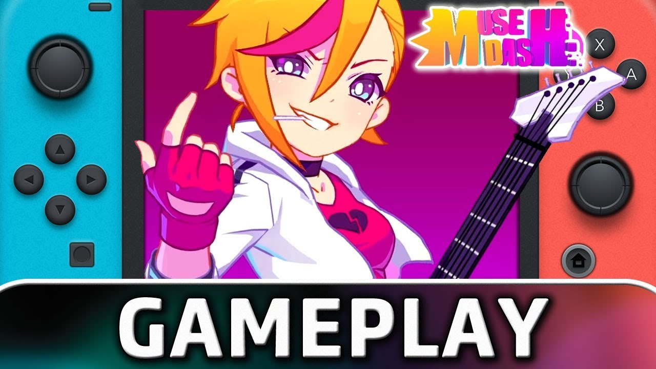 Muse Dash | First 10 Minutes on Nintendo Switch