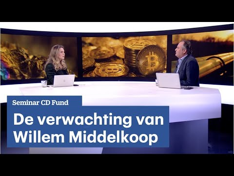 Willem Middelkoop Over 2021: Goud, Bitcoin En De Big Reset