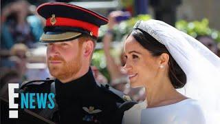 Prince Harry & Meghan Markle's Relationship Journey | E! News