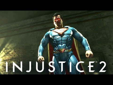 Evil Superman - Injustice 2 Story ep. 1