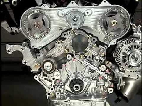 cp-club.ru: Замена ремня ГРМ бензинового двигателя 3,0 л 6B31. Часть1