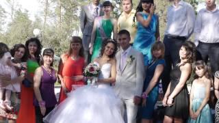 Наша свадьба! Альберт и Екатерина!