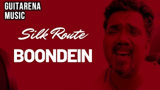 BOONDEIN - Silk Route [Cover]