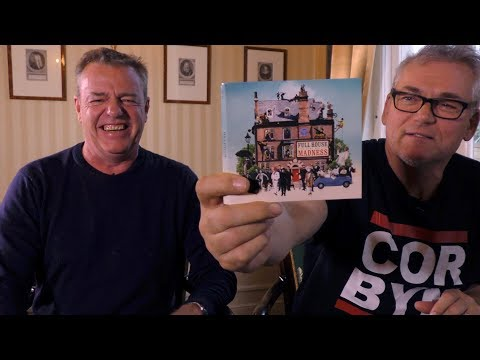 "Madness interview - Graham ""Suggs"" McPherson and Mike Barson (part 1)"