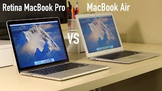 Top Reasons MacBook Air beats Retina MacBook Pro!