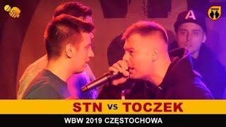 Toczek  Stn  WBW 2019 Częstochwa (freestyle rap battle)