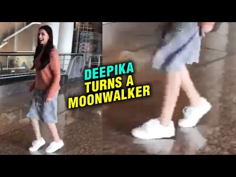 Deepika Padukone Celebrates 30 Million Followers In The BEST WAY | Moonwalk VIDEO