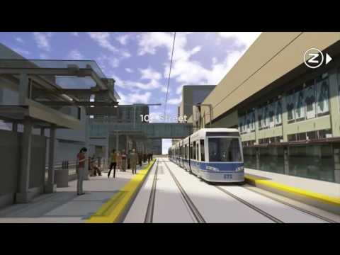 Cathryn Chopko Beck - Sustainable Urban Integration and Edmonton's Valley Line LRT Project