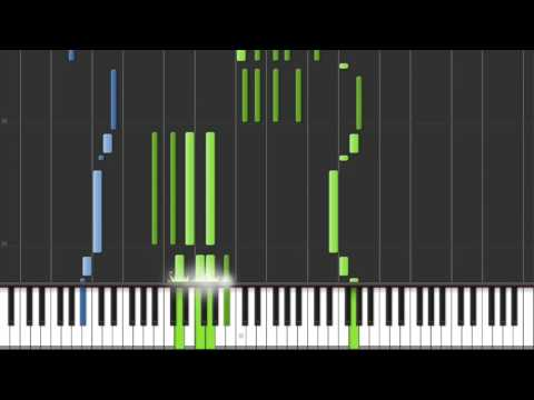 Charlie's Here Played by Synthesia