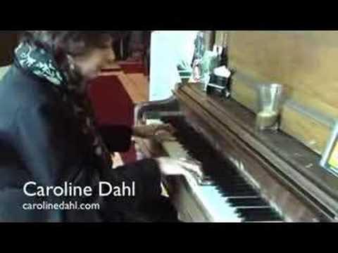 Boogie Woogie Piano -- Caroline Dahl at Mama's Royal Cafe