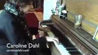 Boogie Woogie Piano -- Caroline Dahl at Mama's Royal Cafe