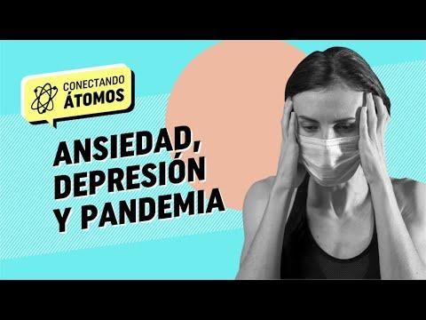 Conectando Átomos Ep.7 Ansiedad, depresión y pandemia