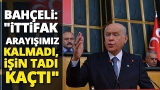 Devlet Bahçeli'den İttifak Açıklaması: 'MHP Yerel Seçimde İttifak Yapmayacaktır'