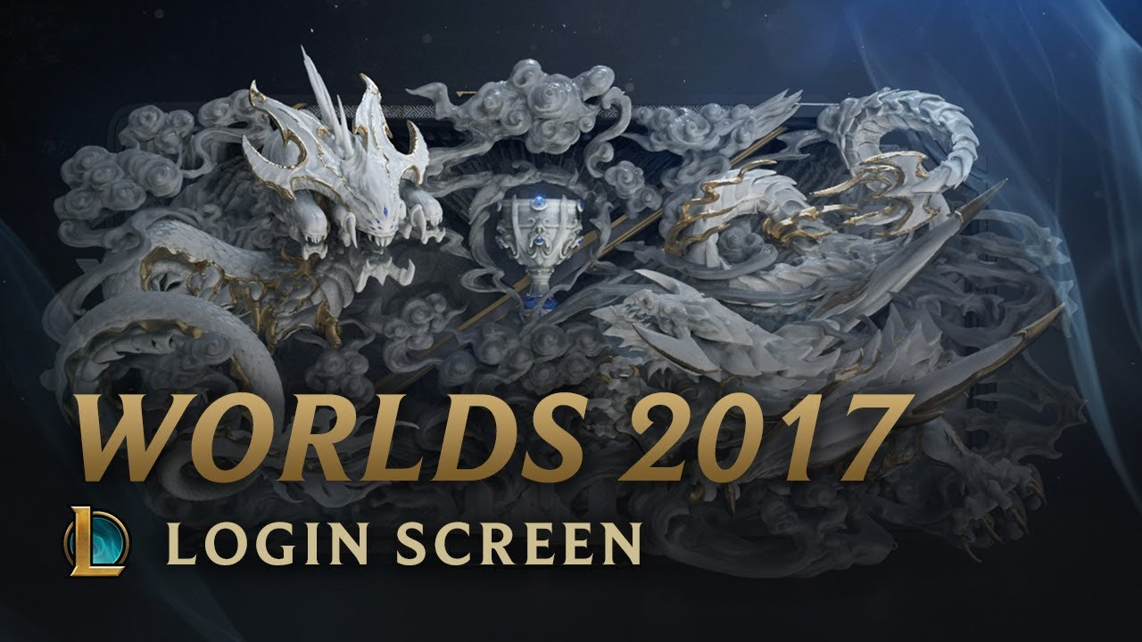 League Of Legends Key Art 2017 Riot Games On Behance