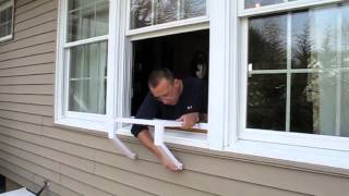 Pencere AC Braketi Yükleme Video