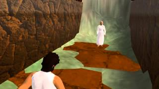 A Virtual Tour in Ancient Worlds