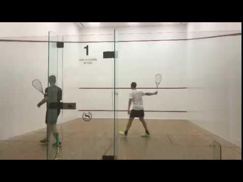 Ahmed Al Kiremli Vs. World's No.1 Grégory Gaultier